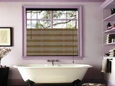 Small Bathroom Window Treatments