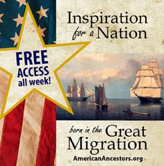 Genealogy Insider - Search for Early New England Ancestors FREE in NEHGS' Great Migration Databases