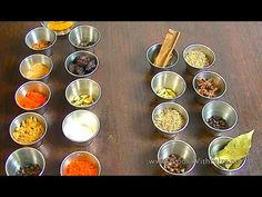 Lots of people want to find out about indian cooking chana masala. Well this is what our website deals with. So click through and look at how we can help you. Spice Blends, Spice Mixes, Indian Food Recipes, Asian Recipes, Cooking Recipes In Urdu, Bread Recipes, Masala Powder Recipe, Biryani Recipe, Desi Food