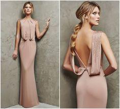 Los mejores vestidos de invitada con la nueva colección de Pronovias 2016 Image: 25