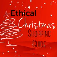Shopping for others with others in mind! Ethical shopping guide.