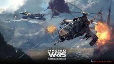 Hybrid Wars Gameplay Screenshot 4