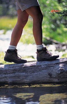 Hook your hiking boots and athletic shoes to the outside of your gym bag so they can dry fully without making the rest of your stuff smell bad. Keep your feet off feet fungus and athlete's foot by using cedar shoe insoles (cedarsoles) -cedar wood is known for its incredible antibacterial effects. More info on online shop www.briskstep.com (we ship worldwide).