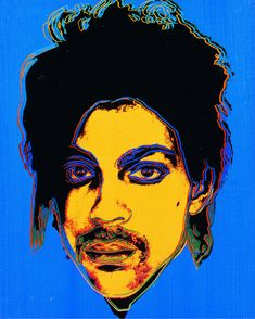 Prince, by Andy Warhol.