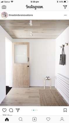 A boutique renovation company created by three best friends and busy mums. Three Birds Renovations, Alpine Style, Chalet Style, Flat Interior, Australian Architecture, Pine Floors, Luxury Accommodation, Dream Decor, Scandinavian Design
