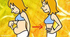 Conoce las seis bebidas que debemos tomar mas menudo para perder la barriga y tener un vientre plano