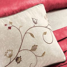 Searching bedroom furniture ideas. Madison Park MP10-308 Serene Comforter Set King Brick,King - http://aluxurybed.com/product/madison-park-mp10-308-serene-comforter-set-king-brickking/