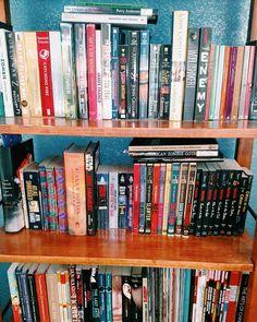 I'm gonna need a bigger bookshelf after grad school