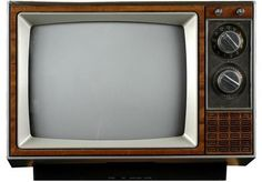 TV when I was a kid.....and no remote....lol