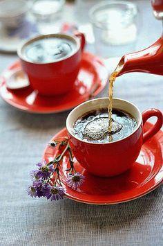 Post #: Uma pitada generosa de carinho numa xícara de café...