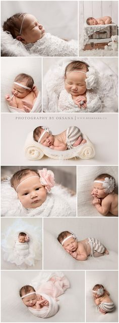 Newborn Session Photography by Oksana Sibling Photography, Newborn Session, Baby Girl Newborn, Bassinet, Parenting, Poses, Figure Poses, New Born Girl, Crib