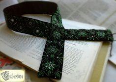 www.breslo.ro/caterine Sash, Symbols, Letters, Traditional, Blouse, Fashion, Moda, Fashion Styles, Letter