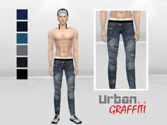Sims 4 CC's - The Best: Clothing for Men by McKayneSims