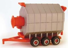 Portable Grain Dryer by Standi. $8.99. 1/64th scale. Made in the USA. Durable Plastic. Red or Green