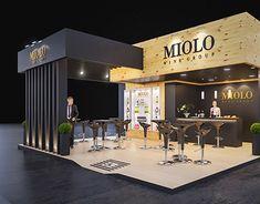 Café Quindió on Behance Exhibition Stall Design, Exhibition Stands, Expo Stand, Wine Stand, Kiosk Design, Stage Design, Restaurant Design, Stalls, Funchal