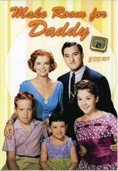 1953-1964 The Danny Thomas Show (known as Make Room for Daddy during the first three seasons) 1953-1957 on ABC & 1957-1964 on CBS