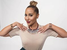 If you're a millennial who grew up watching the Disney Channel, then you definitely know and love Adrienne Bailon. The former Cheetah Girl (and 3LW member!) is now cohosting The Real, a talk show airing on Fox. I chatted...