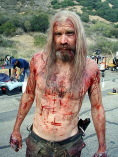 Bill Moseley, Bill