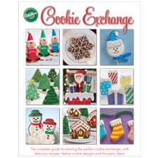 Need Christmas cookie design inspiration? Check out our Cookie Exchange book.