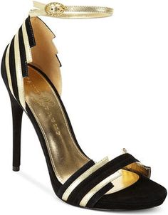Ivanka Trump Shoes, Aryella Evening Sandals