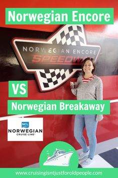 If you are considering a cruise on Norwegian Encore you may be wondering how she compares to Norwegian Breakaway and Getaway.I've been on all three ships and in this post will talk about the differences and similarities between each.