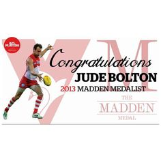 Congrates to this absolute legend.  @jude_bolton #everyoneshero #playersink @playersinksports