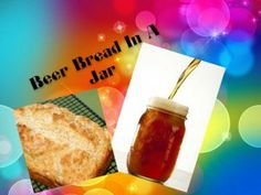 Patty's Beer Bread in a Jar or Bottle - great gift idea! www.livehealthywithpatty.com