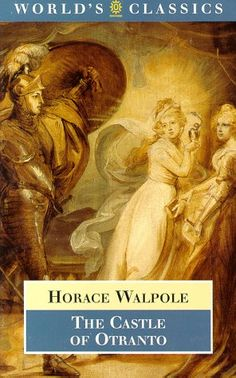 Read this one for class...strange but supposedly earliest gothic literature.