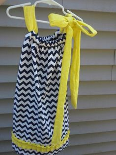 Easy sewing pillowcase dress for swim covers!!