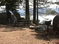 Shaver Lake, CA   Camp Edison. - Lovely campground. Great group camps