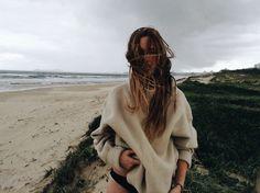 Photo - small girl blogging