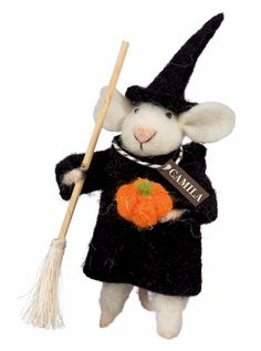 The McNibbles - Halloween and Fall, by Primitives by Kathy at Fiddlesticks