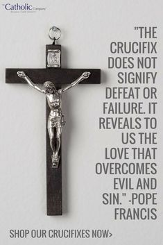 The power of the Crucifix // The Catholic Company