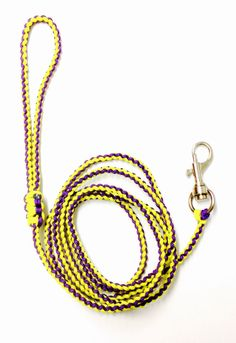 Paracord Dog Leash Paracord 95 Dog Leash by OurUniverseShop