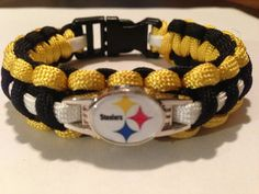Pittsburgh Steelers paracord.