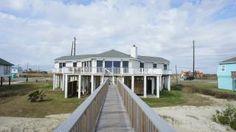 Vacation rental in Galveston from VacationRentals.com! #vacation #rental #travel