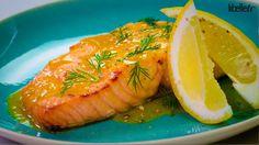 De zalm is dan ook een perfect stukje vis om wekelijks te eten. Maar hoe maak je het nou klaar? Heel erg makkelijk. Kijk maar!