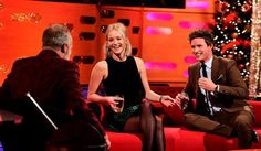 Jennifer Lawrence on The Graham Norton Show