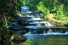 Tabacon Grand Spa - La Fortuna, Costa Rica