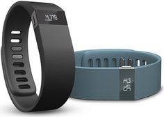 fitbit force Newest Fitbit Wrist Monitor with OLED Display and Improved Activity Tracking