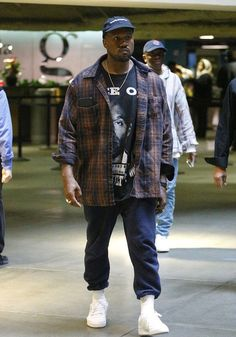 Kanye West Rocks Richard Mille Watch, adidas Yeezy Seaon Calabasas Sneakers and Hat