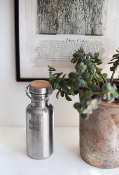 Make it last — Not a Plastic Bottle