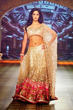 Katrina Kaif in Manish Malhotra's latest collection!