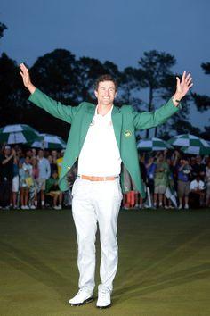 Adam Scott (golfer) - The Masters: Final Round