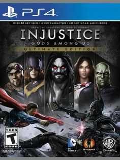 Injustice: Gods Among Us Ultimate Edition, Amazing fighter!