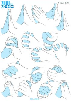 (20) Tweet nội dung bởi 블루젯 (@bluez3619995) / Twitter Hand Drawing Reference, Drawing Reference Poses, Drawing Techniques, Drawing Tips, Drawing Hands, Anime Hand, Body Drawing Tutorial, Anime Drawings Sketches, Hand Drawings
