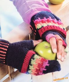 Návod - praktické rukavice