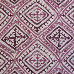 Walter G Fabrics | Havana Sangria Linen