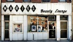 I always liked the old storefronts // from Store Front : The Disappearing Face…