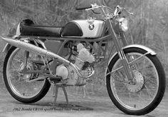 Honda RC110 (1962)
